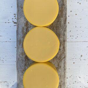 lemon & tea-tree shampoo bar
