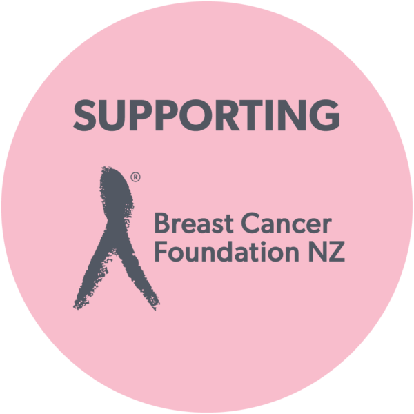 supporting breast cancer foundation NZ