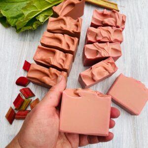 cedar & rose soap