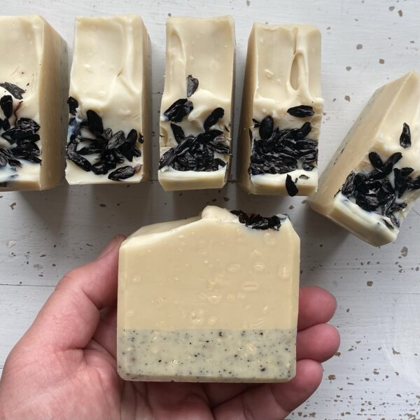 Hareket aloe honeycomb soap